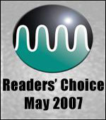 RF Globalnet Readers' Choice May 2007