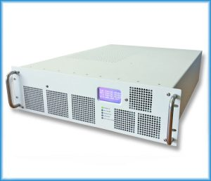 Solid State Power Amplifier (SSPA) Rackmount